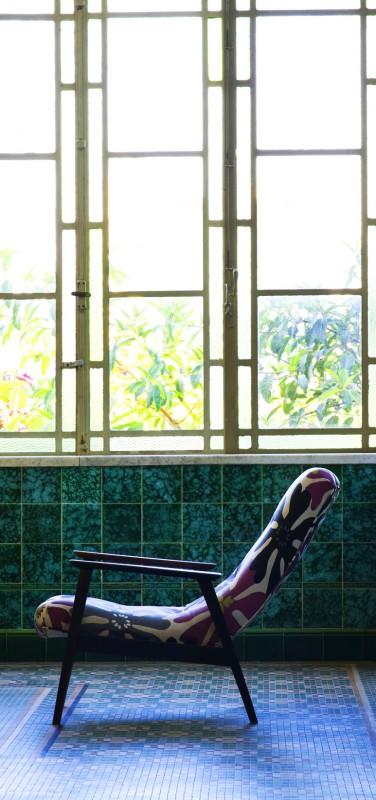 Casa Amarelo - Verrière