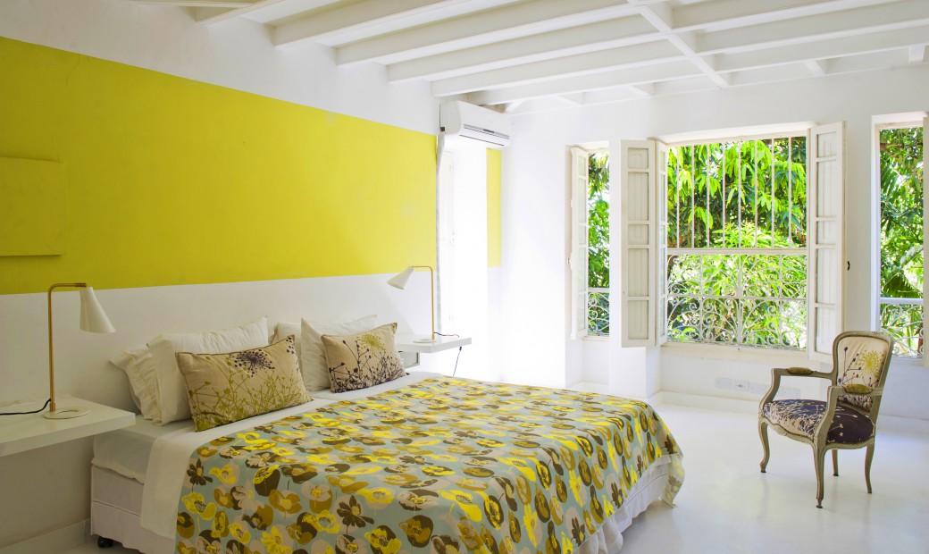 Casa Amarelo - Quarto Fleur des Anges
