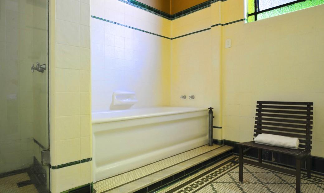 Casa Amarelo - Salle de bain Parfum d'Automne