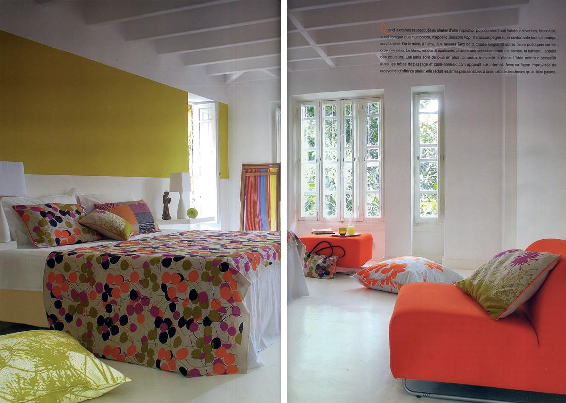 Casa Amarelo - Robert Le Héros - Imprensa - Coté Sud - 4